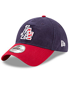 New Era Los Angeles Dodgers Stars & Stripes 9TWENTY Strapback Cap