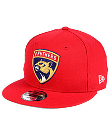 New Era Florida Panthers All Day 9FIFTY Snapback Cap