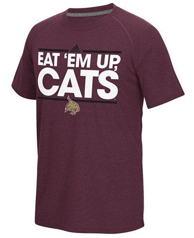 adidas Men's Texas State Bobcats Dassler Local T-Shirt