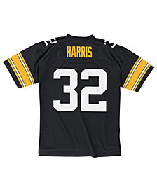 Mitchell & Ness Men's Franco Harris Pittsburgh Steelers Replica Throwback Jersey