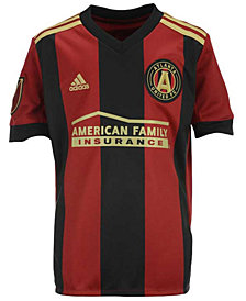 adidas Atlanta United FC Primary Replica Jersey, Big Boys (8-20)