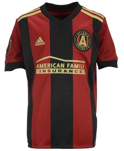 adidas Atlanta United FC Primary Replica Jersey, Big Boys (8-20)