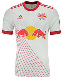 adidas Men's New York Red Bulls Primary Authentic Jersey