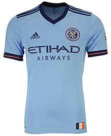 adidas Men's New York City FC Primary Authentic Jersey