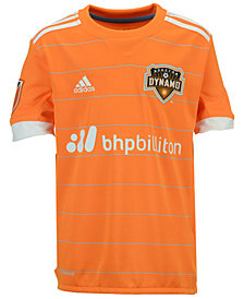 adidas Houston Dynamo Primary Replica Jersey, Big Boys (8-20)