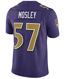 Nike Men's C.J. Mosley Baltimore Ravens Limited Color Rush Jersey