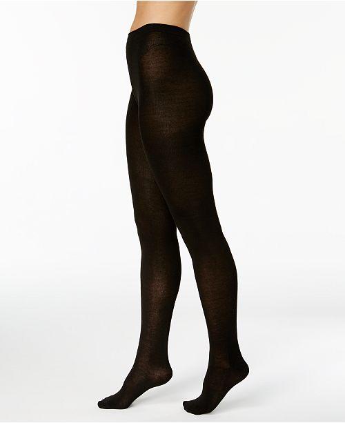 77591e3a94663 Hue Women's Flat-Knit Sweater Tights & Reviews - Handbags ...