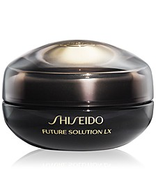Future Solution LX Eye & Lip Contour Regenerating Cream, 0.61 oz.