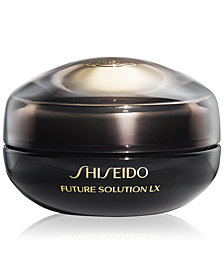 Shiseido Future Solution LX Eye & Lip Contour Regenerating Cream, 0.61 oz.