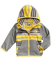 The North Face Glacier Striped Zip Hoodie, Baby Boys & Girls