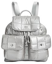 Steve Madden Wilma Large Puffer Backpack
