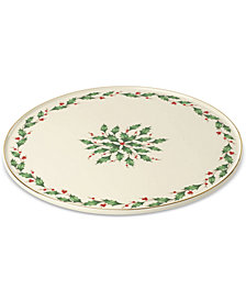 Lenox Holiday Lazy Susan