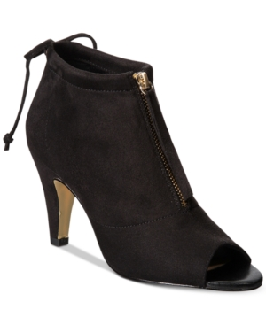 Bella Vita Nicky Ii Peep-Toe Shooties Women