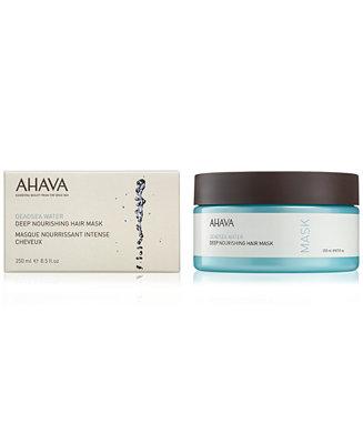 Ahava Deep Nourishing Hair Mask Shop All Brands Beauty