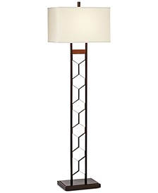 Kathy Ireland Home by California Craft Floor Lamp