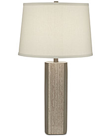 Pacific Coast Faux Cement Table Lamp
