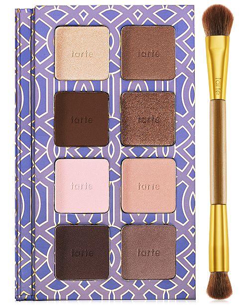 Tarte Tartelette Tools Beauty 101 Palette, Created for Macy's