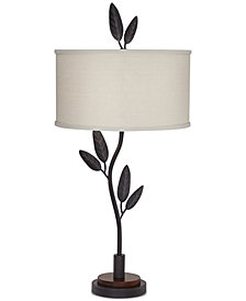 Pacific Coast Sade Cast Iron Table Lamp