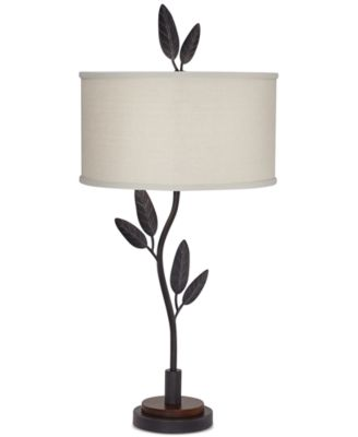 Merveilleux Product Details. Branch Out From Your Transitional Style With The Handmade  Sade Cast Iron Table Lamp.