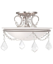 Pennington Semi-Flush Chandelier