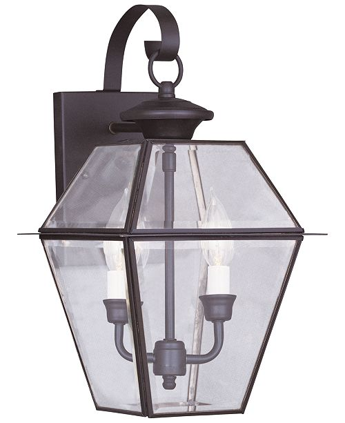 Livex Westover Wall Lantern Light