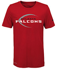 Nike NFL Legend Atlanta Falcons T-Shirt, Little Boys(4-7)