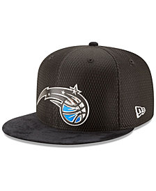 New Era Orlando Magic On-Court Collection Draft 9FIFTY Snapback Cap