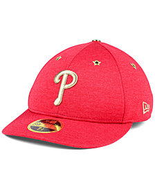 New Era Philadelphia Phillies 2017 All Star Game Patch Low Profile 59FIFTY Fitted Cap