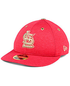New Era St. Louis Cardinals 2017 All Star Game Patch Low Profile 59FIFTY Fitted Cap