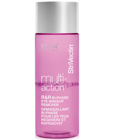 StriVectin Multi-Action R&R Bi-Phase Eye Makeup Remover, 3.7-oz.