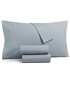 CLOSEOUT! Charter Club Sleep Soft 3-Pc Twin XL Sheet Set, 300-Thread Count 100% Cotton, Created for Macy's