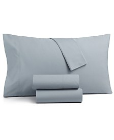 CLOSEOUT! Charter Club Sleep Soft 4-Pc Queen Sheet Set, 300-Thread Count 100% Cotton, Created for Macy's