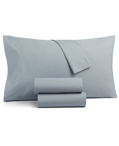 Charter Club Sleep Soft 4-Pc Queen Sheet Set, 300-Thread Count 100% Cotton, Created for Macy's