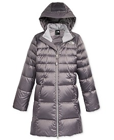 c70c07bcba9 ... The North Face Elisa Down Hooded Puffer Jacket