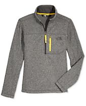 The North Face Quarter-Zip Sweater, Little Boys & Big Boys