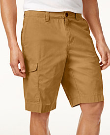 Tommy hilfiger mens shorts cargo shorts macys tommy hilfiger mens 10 cargo shorts created for macys malvernweather Image collections