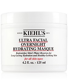 Kiehl's Since 1851 Ultra Facial Overnight Hydrating Masque, 4.2-oz.