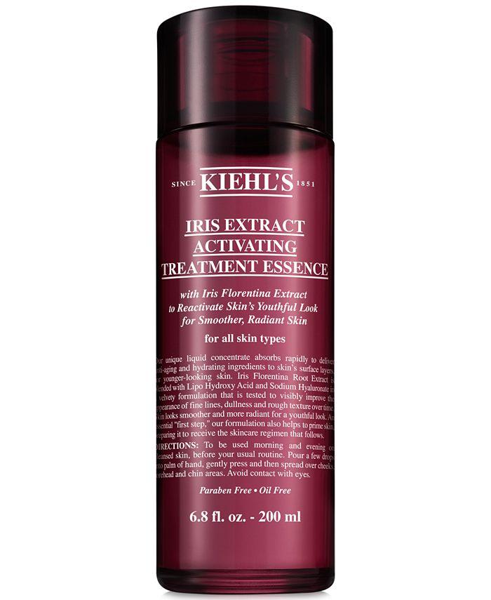 Kiehl's Since 1851 - Iris Extract Activating Treatment Essence, 6.8-oz.