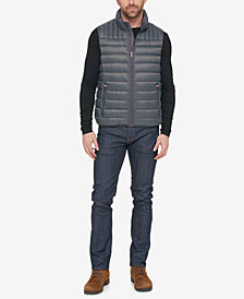 Tommy Hilfiger Men's Packable Puffer Vest
