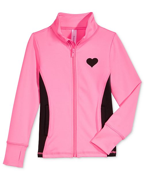For JacketToddler Macy's Athletic Ideology GirlsCreated OnPk0w