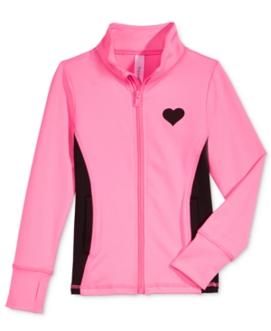 Ideology Athletic Jacket Little Girls Created for Macys
