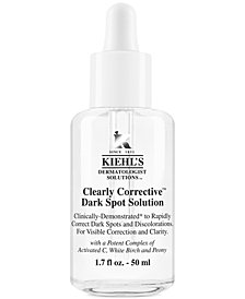 Kiehl's Since 1851 Clearly Corrective Dark Spot Solution, 1.7-oz.