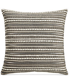 "CLOSEOUT! Hotel Collection Arabesque 20"" x 20"" Decorative Pillow, Created for Macy's"