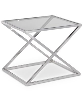 Stylo End Table, Created for Macy's