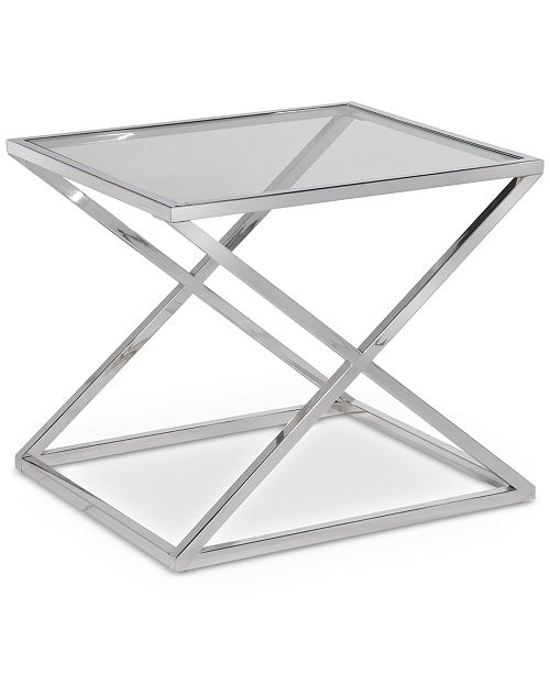 Furniture Stylo End Table, Created for Macy's