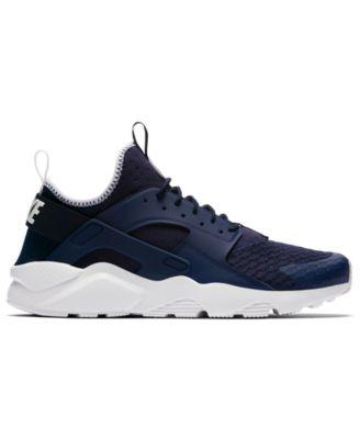 Nike Huarache Hombre Negro Y Azul Brazalete gran venta tienda de venta rguQvD