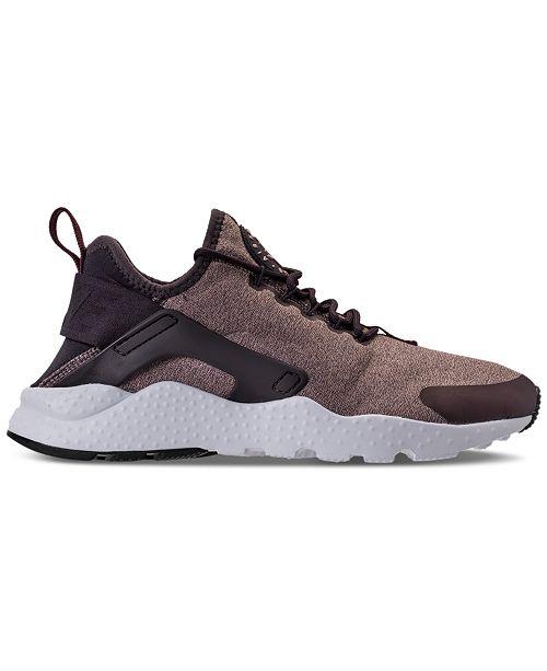 competitive price 623eb 0810b ... Nike Women s Air Huarache Run Ultra SE Running Sneakers from Finish ...