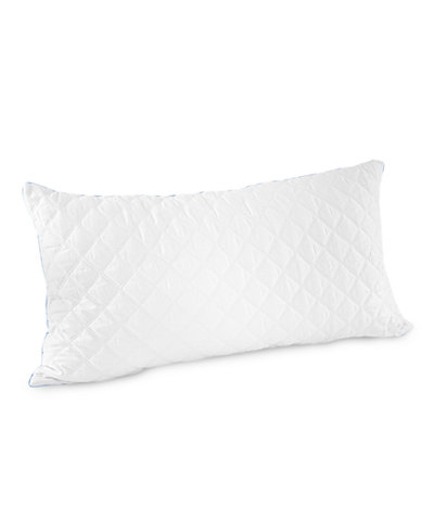 SensorGel Quilted Gel-Infused Cluster Memory Foam King Pillow, Created for Macy's