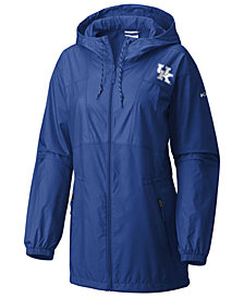 Columbia Women's Kentucky Wildcats Flashback Long Windbreaker