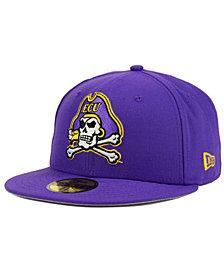 New Era East Carolina Pirates AC 59FIFTY Cap